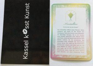 Postkarten Botschaft 31.07.17 Kristaltor